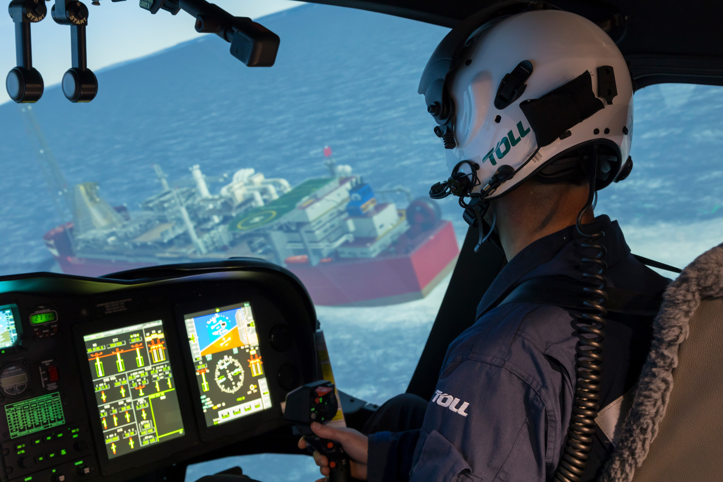 ACE Training Centre | Helicopter Simulator Experience - ACE Training