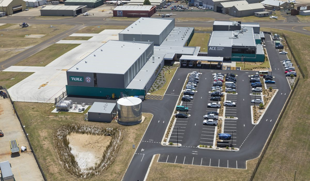 Civil Aviation Safety Regulations (CASR) Part 141 and 142 secured for The ACE Training Centre, Sydney