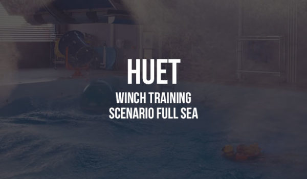 Helicopter Underwater Escape Training (HUET)